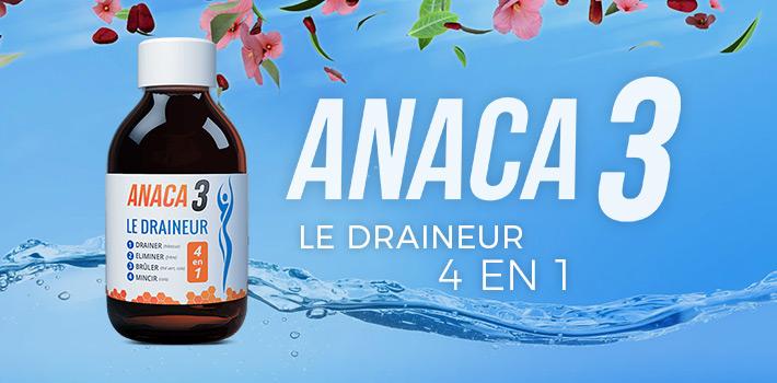 Anaca3 Draineur : Prix, Livraison tout savoir?