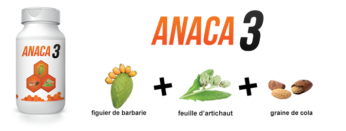 Anaca3 Le complément alimentaire minceur