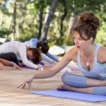 La pratique du yoga qui redevient en vogue