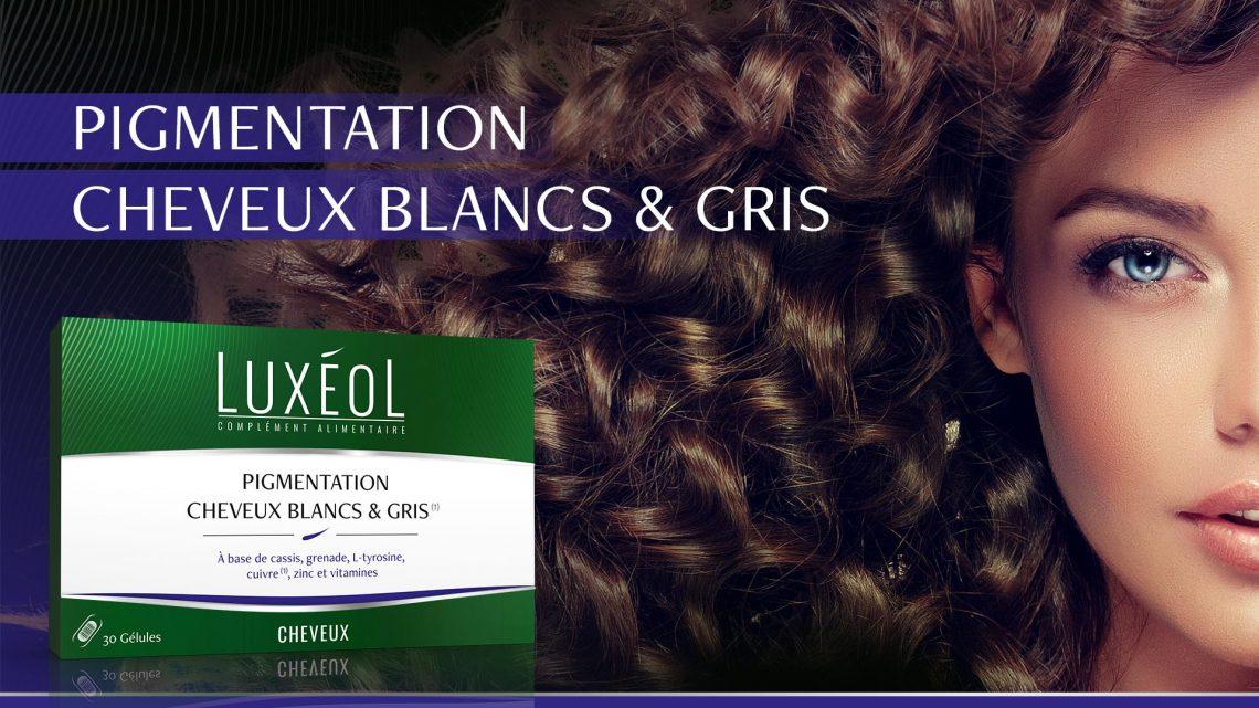 Acheter et commander luxéol pigmentation cheveux blancs et gris