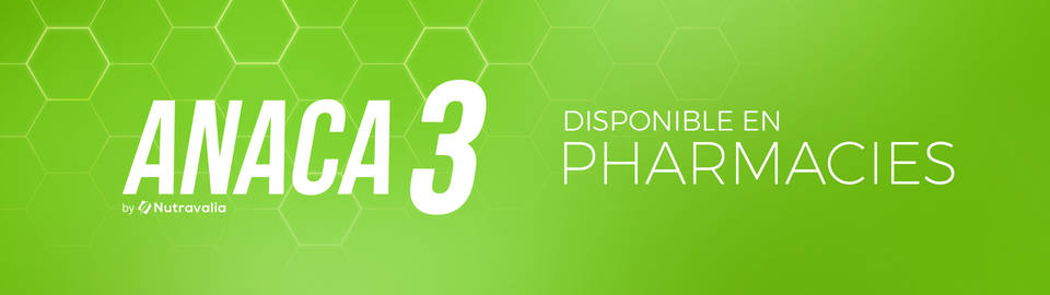 Acheter en pharmacie la gamme Anaca3 ?