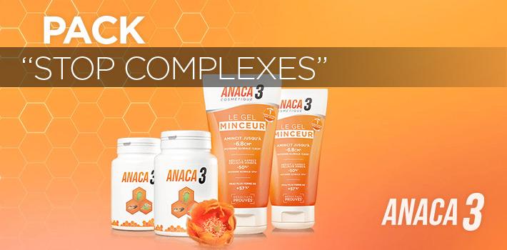 Pack Stop Complexes : des produits ciblés pour venir à bout des complexes