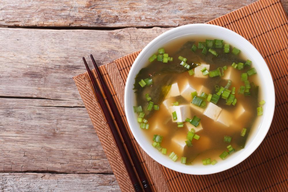 La soupe miso pour maigrir ?