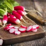 Le radis piquant pour maigrir