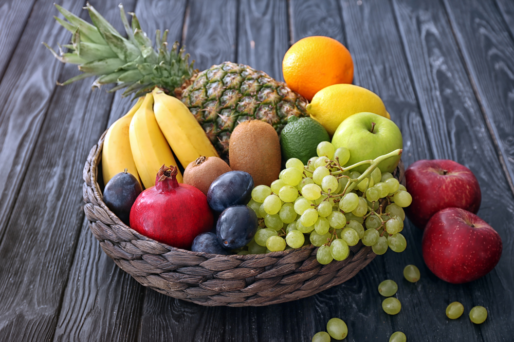 Liste des meilleurs fruits bio pour maigrir efficacement