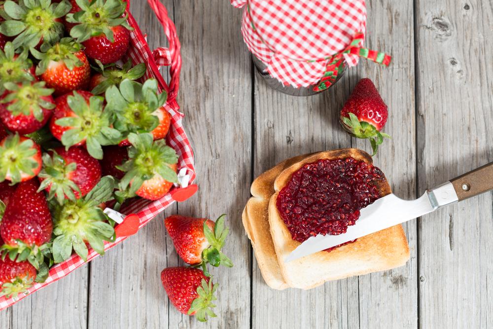 La confiture de fraise fait-elle grossir ?