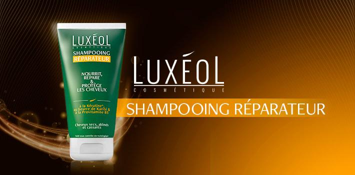 Luxéol shampooing réparateur : ça marche ?