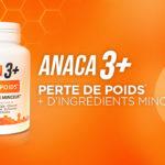 Essayez Anaca3+ perte de poids